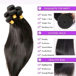 New Arrival!!! Human hair weave